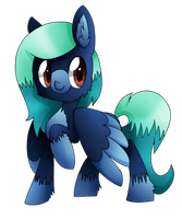 AT: Painted Feather by PegaSisters82