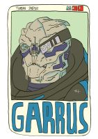 #4 Garrus by Fievel-the-Mouse