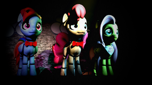 Five Nights at Pinkies by Longsword97