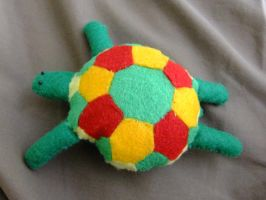 Softie: Turtle by Fiiress