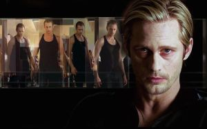 true blood eric dark walk wall by geeport