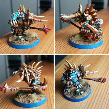 Chakax converted painted. by MrPheenox