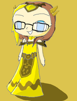 Me in my toon Zelda outfit by jodisamma