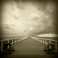260 - The Pier by mazmoore