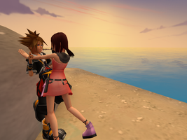 Kairi Attack by iTzApy