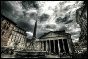 Pantheon by zardo