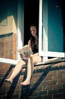 1st Storey Reading by meemo