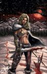 Cover for TOA 1 Blood Moon by DAVID-OCAMPO