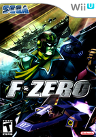 F-Zero WII U by ShoguN86