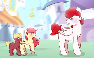 Where do babies come from?... by Rockabell-Neko