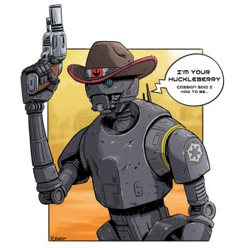 K2SO cowboy by RobKing21