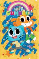 The Amazing World of Gumball #1 by zimmay