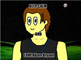 My profile pic 2014 improved by TheAdamBryant