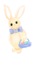 Easter Bunny by hatthecat123
