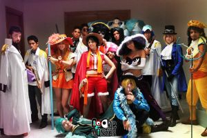 One piece 15th anniversary - opening 17 by dOoChann