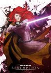 Mara Jade - 'Redemption' by HuntingHawk