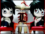 DN: Another Note - Poster by llawliet-ryuzaki