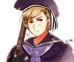 Hetalia Waiting by partee6554
