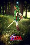 Kokiri Forest - Nintendo Link Costume by LiKovacs