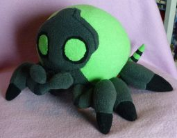 Life Sized Baby Cybug Plush Take 2 by AmberTDD