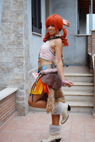 Oerba dia Vanille-cosplay by CrazyMonkey87