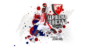 Charles Jenkins Red Star wallpaper by nine2doubleJ
