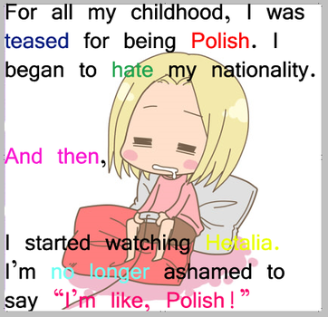Proud to be Polish by faga00197