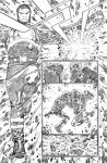 justice league 23.1 Darkseid page 10 pencil by PauloSiqueira