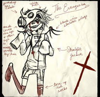 The First Evangelist by Superhuman-Stupor