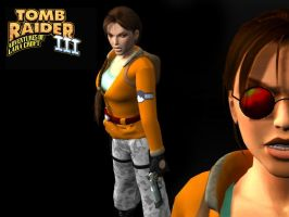 Tomb raider III 2 by Wolfenrayne