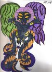 Winged Deamon by Throneofsouls