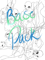 Sketch Base Pack by YoseiDraws