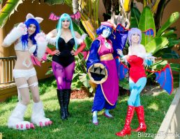 ALA12 - Darkstalkers by BlizzardTerrak