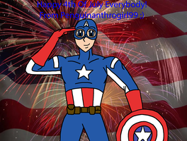 HAPPY 4TH OF JULY 2013!!!!!! by Penguinanthrogirl99