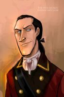 Colonel William Tavington by the-evil-legacy