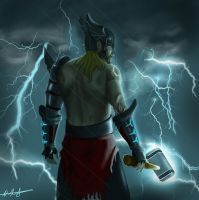thor 2 by toonz178