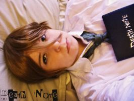 Light Yagami by disneylandpirate