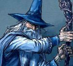 Old Wizard by snoopy110790