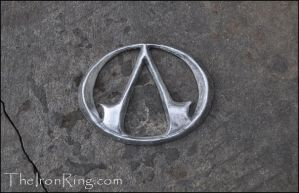 Aveline's buckle by TheIronRing