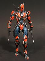 Custom Deathstroke by AnthonysCustoms