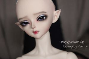 Face up23 by ymglq