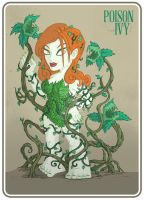 Poison Ivy by happymonkeyshoes