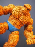 Fantastic Four the Thing by cusT0M