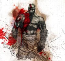 Kratos: GoW by OHKO