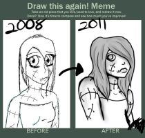 Before n After Meme by Artistic-Doll