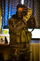 MW2 Ghost Final Estate Gear Incomplete by thechevaliere