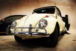 Restored VW Beetle. by rollmodel101