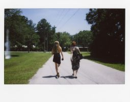 Those Who Wander Instax by Queen-Kitty