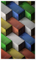 Containers by Pixelgeezer