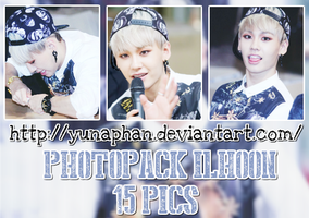 PHOTOPACK Ilhoon (BTOB) #147 by YunaPhan
